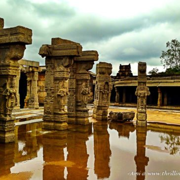 Lepakshi Temple – Poetry in Stone