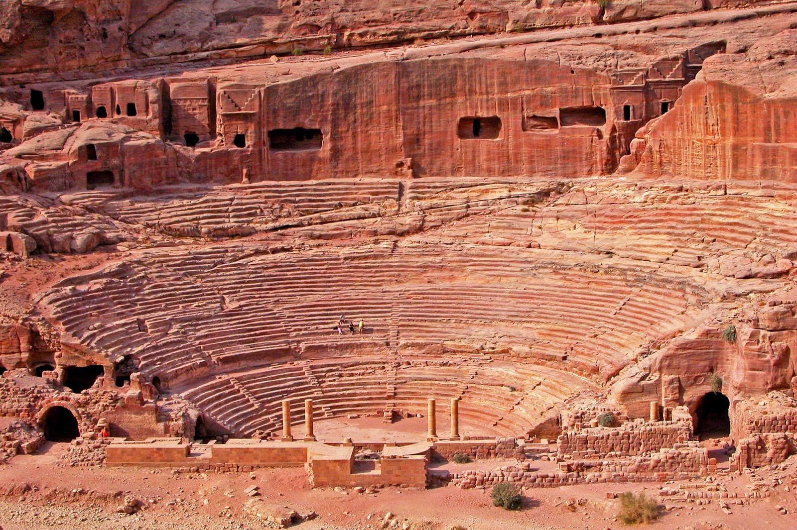Roman Amphitheatre Image Source: Wikimedia Commons