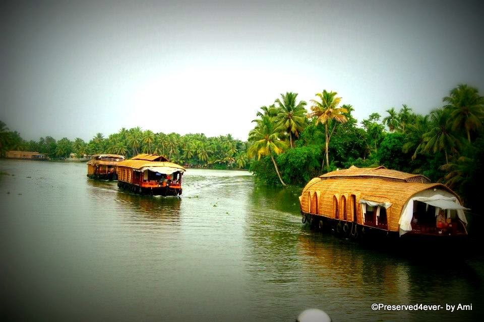 Backwaters of Kerala - Travel to India