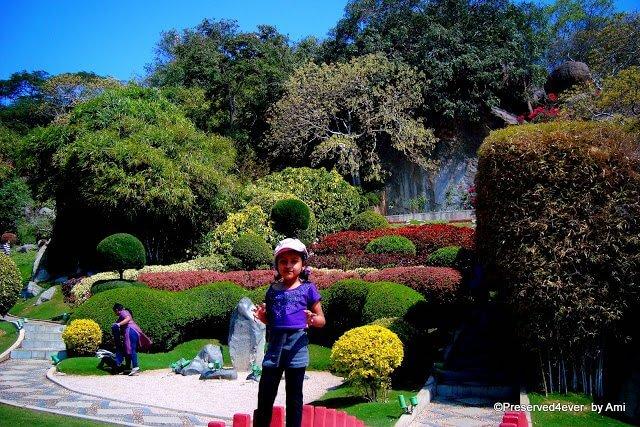 Japanese Garden at Ramoji Film City, Hyderabad