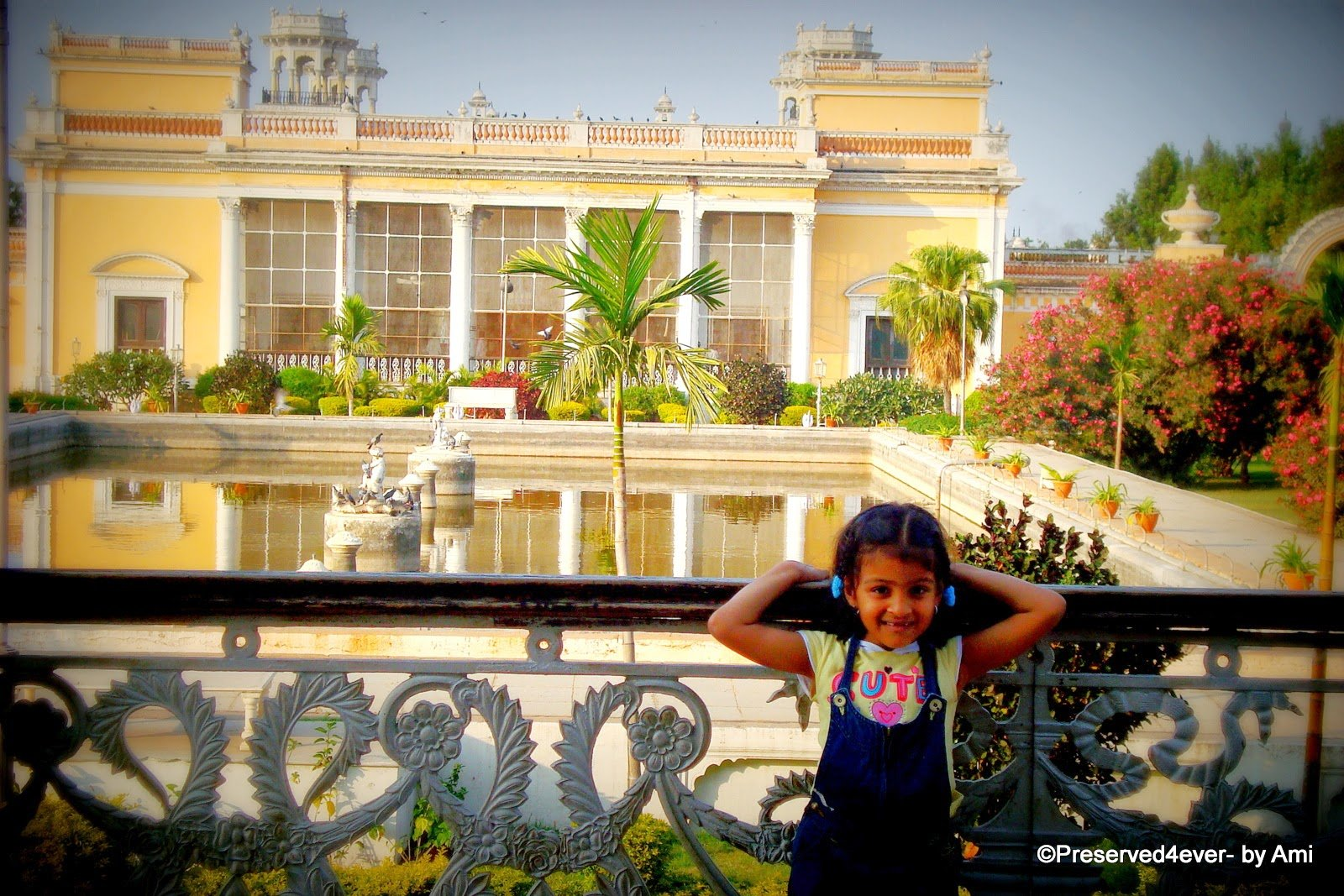 One of the Palaces at Chowmahalla, Hyderabad