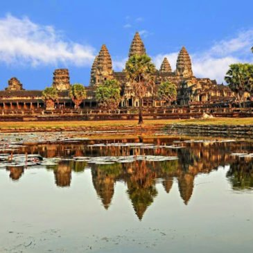 Exploring the Age-Old Angkor