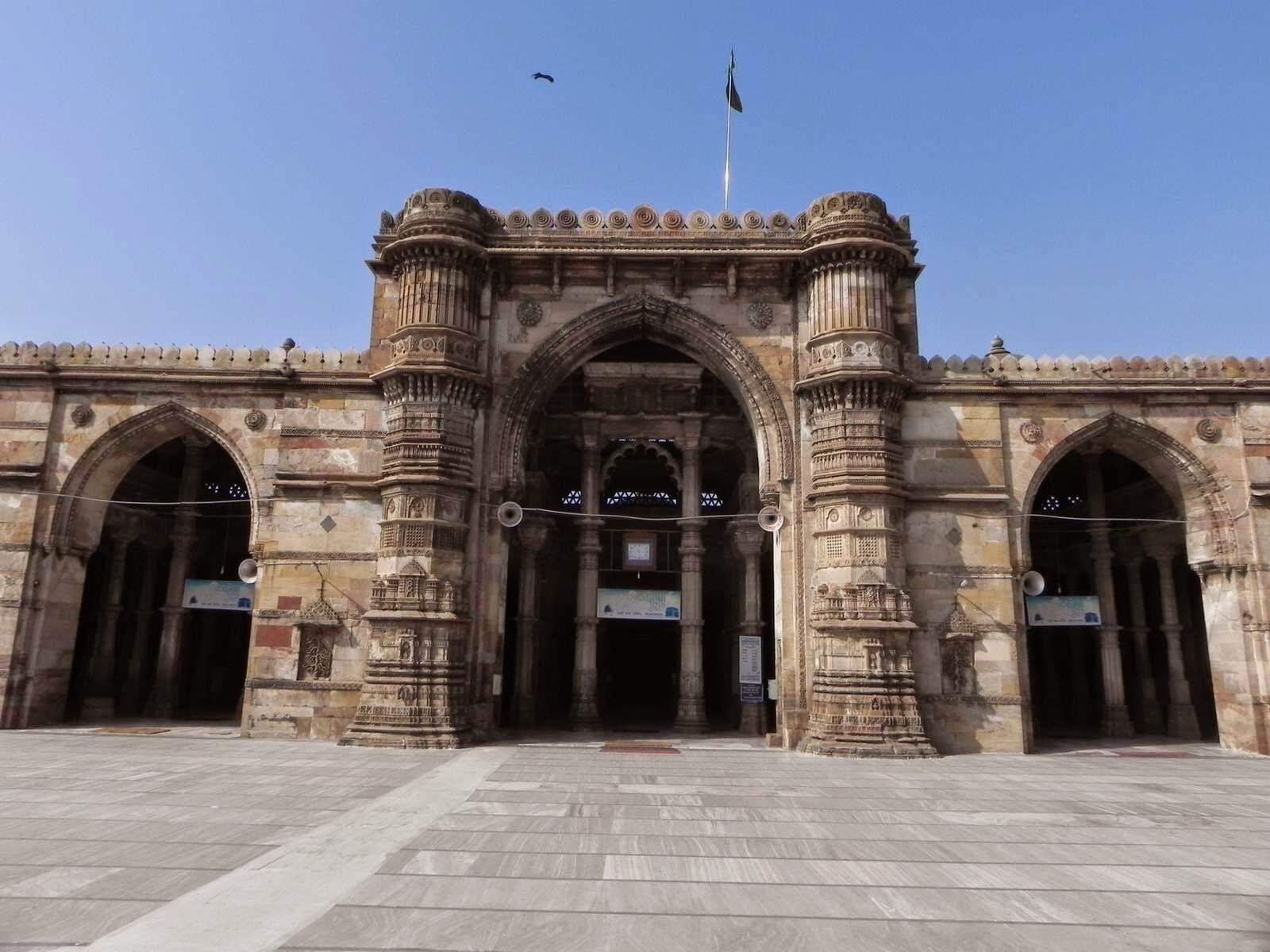 Jumma Masjid           Image Credits:By Sarthak Shah