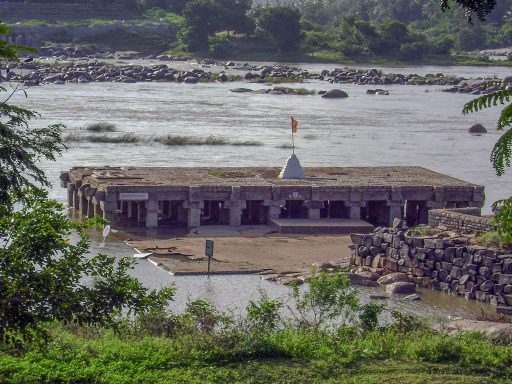 Purandaradasa Temple, Hampi