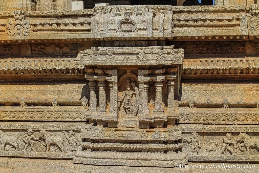 Miniature Model of the Vittala Temple