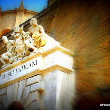 Steering through the Maze of the Vatican Museum