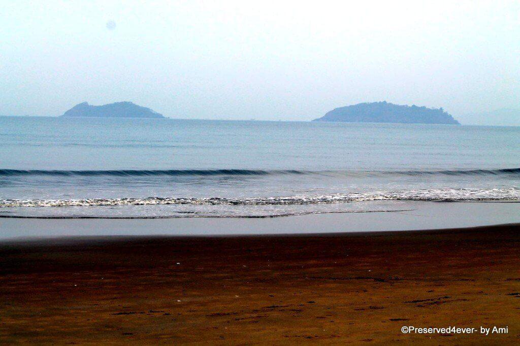 Rabindranath Tagore Beach, Karwar