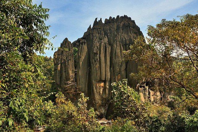 Rocks at Yana