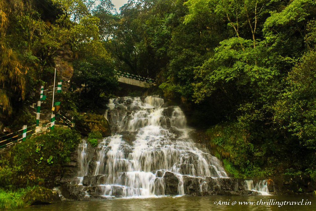 Elephant Falls in Shillong, Meghalaya