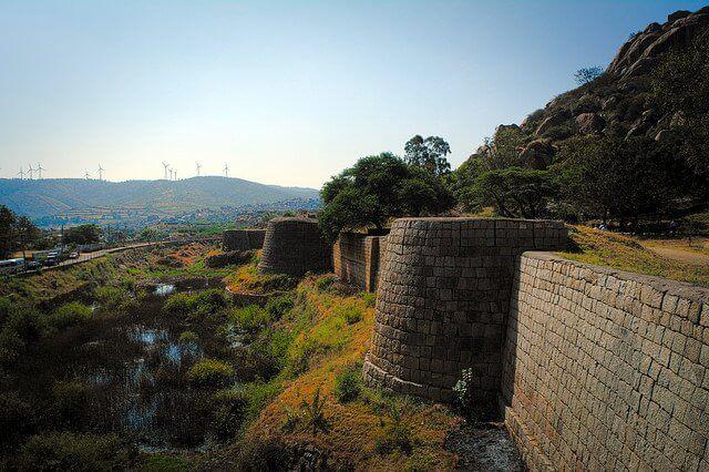Chitradurga Fort Image Credits: Deep Goswami