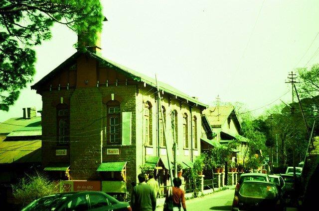 Streets of Kasauli