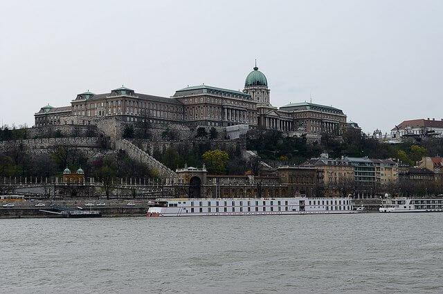 Buda Castle Image Credits: Martin Haesemeyer under CC by NC-ND 2.0