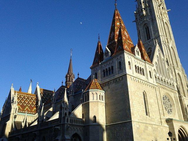 Buda Palace                          Image Credits: Balazs Coren under CC by NC-ND 2.0