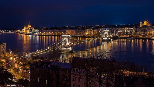 Budapest                                                                                                             Image Credits: Christiano Gatti under CC BY NC-ND 2.0