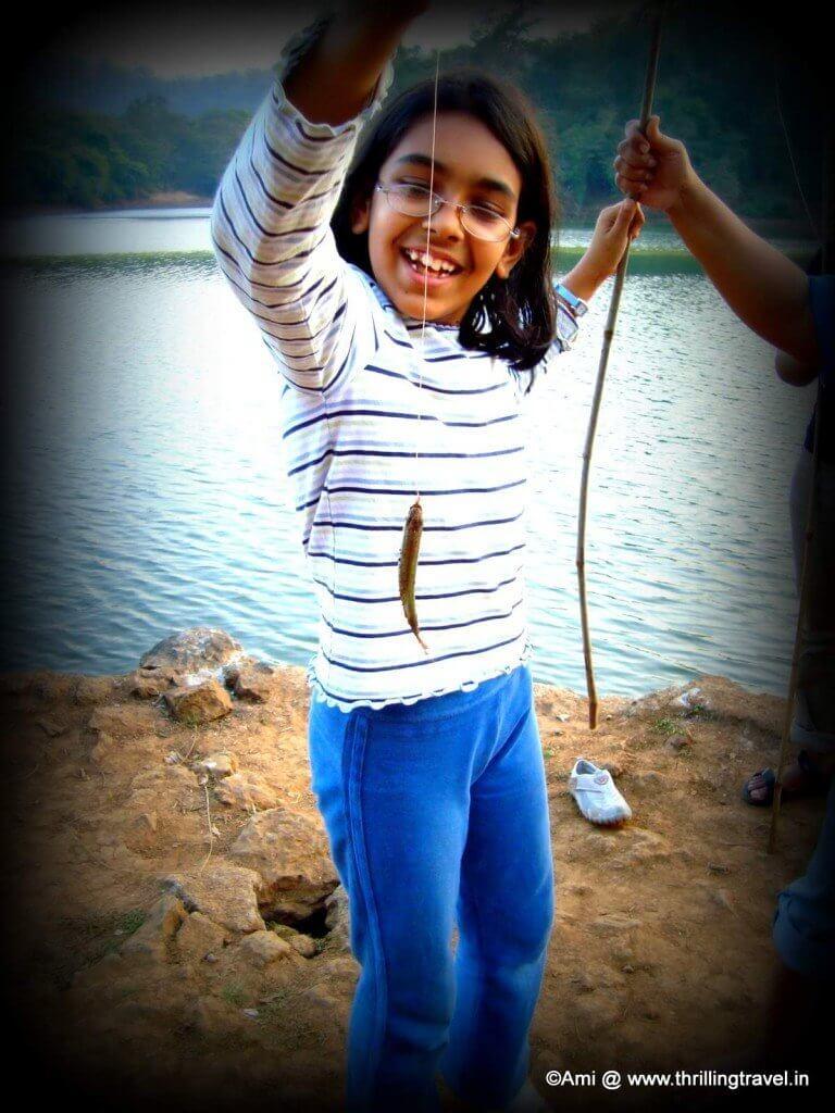 Fishing in Kolad