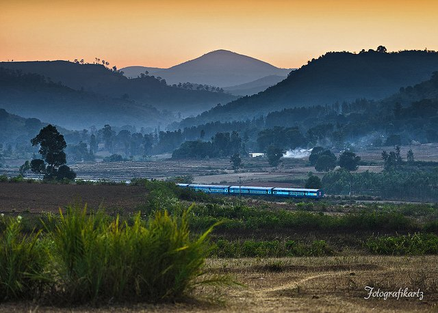 Araku Valley                                                             Image Credits: Motographer Under CC by NC-ND -2.0