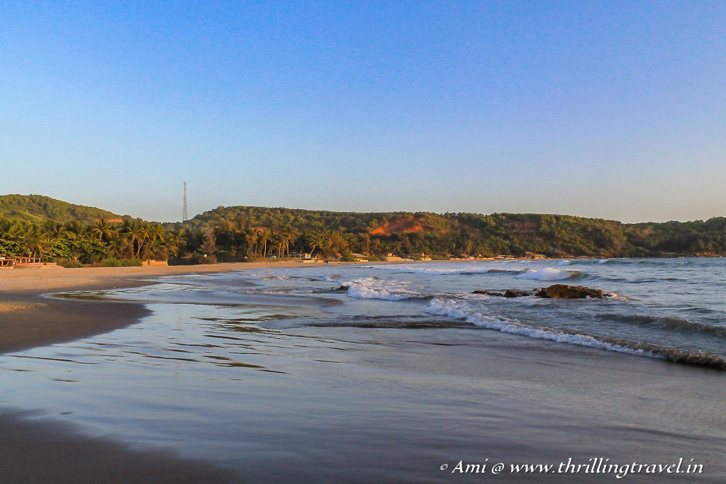 Kudle Beach - a must-visit place in Gokarna