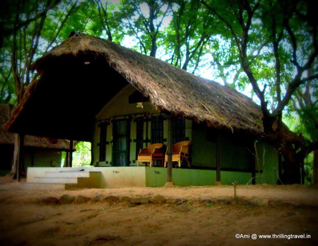 Tented Cottages at Bheemeshwari Fishing Camp