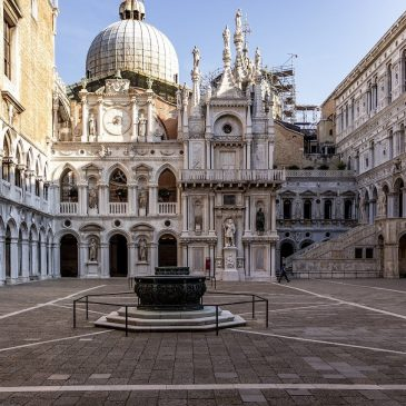 A walk-through the Doge's Palace in Venice