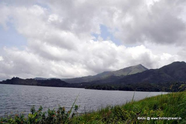 At the Banasura Sagar Dam, Wayanad
