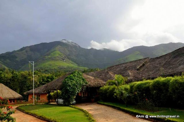 Banasura Hill Resort, Wayanand