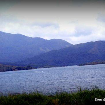 Visiting the Banasura Dam