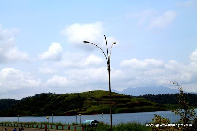 Banasura Sagar Dam - 12 kms from the Banasura Resort