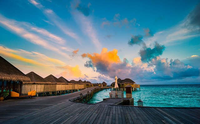 Maldives Image Credits: Mac Qin under CC by ND 2.0 Via Flickr