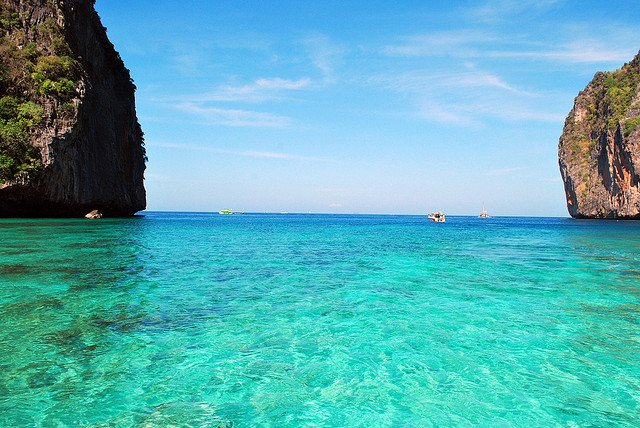Phi Phi Islands for Honeymoon
