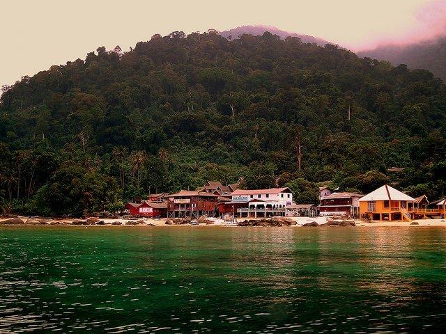 Tioman Island                             Image Credits; Calflier001under CC by 2.0, via Flickr