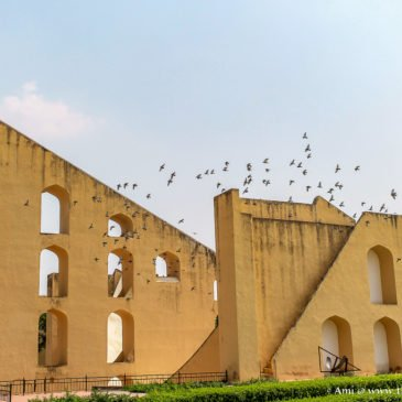 Tour of the Jantar Mantar in Jaipur