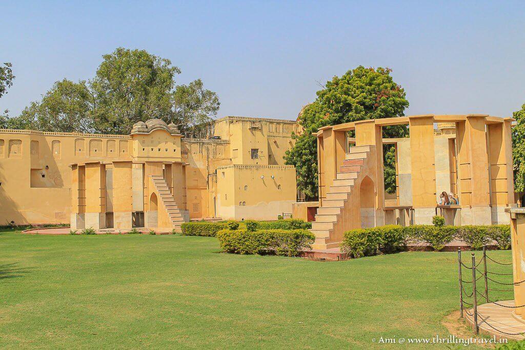 Ram Yantra at Jaipur Jantar Mantar
