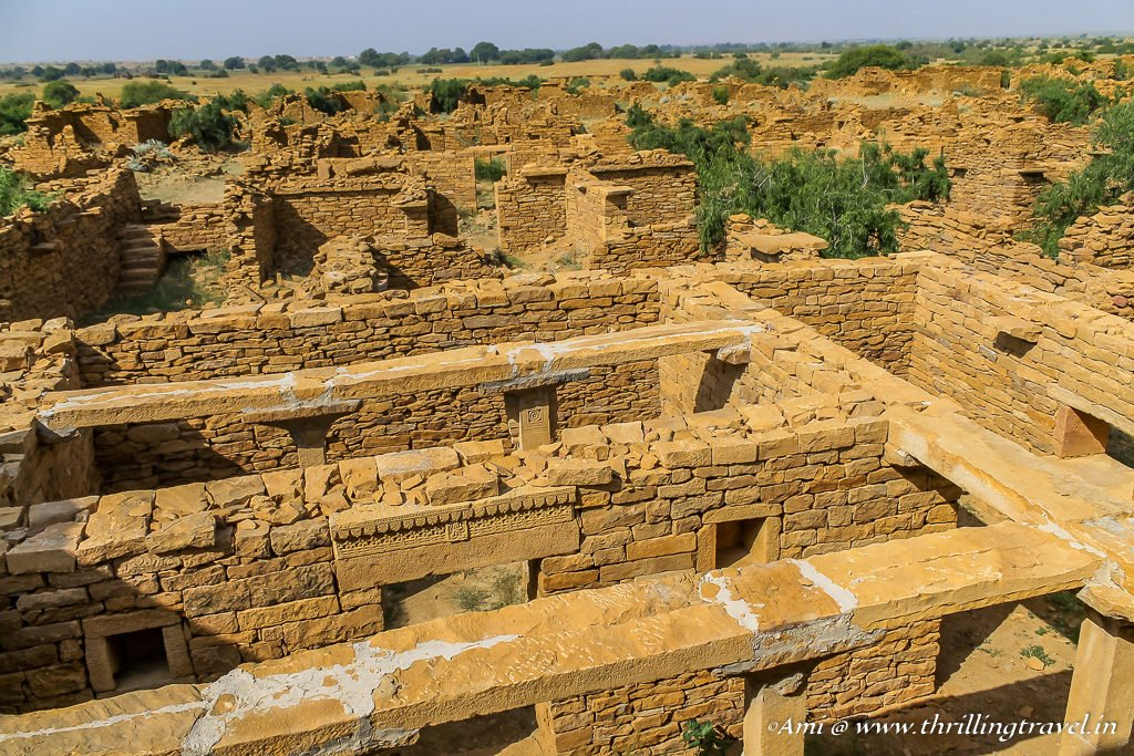 Ruins of the Kuldhara Village