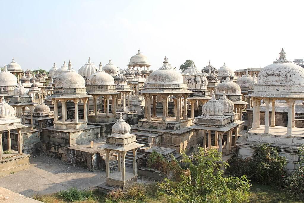 Ahar Cenotaphs in Udaipur