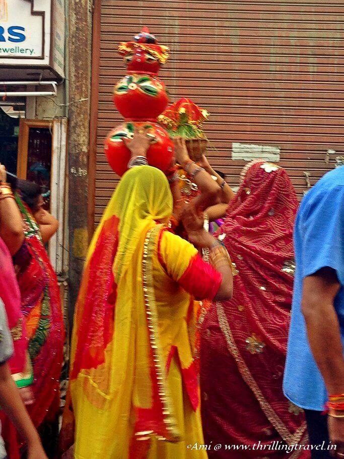 Dusshera Festival in Udaipur