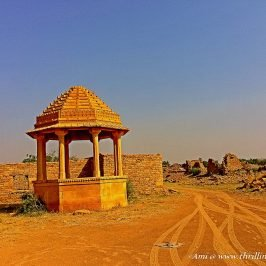 Kuldhara - the haunted village in India
