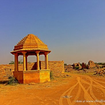 Discover the Ghost Town of Kuldhara