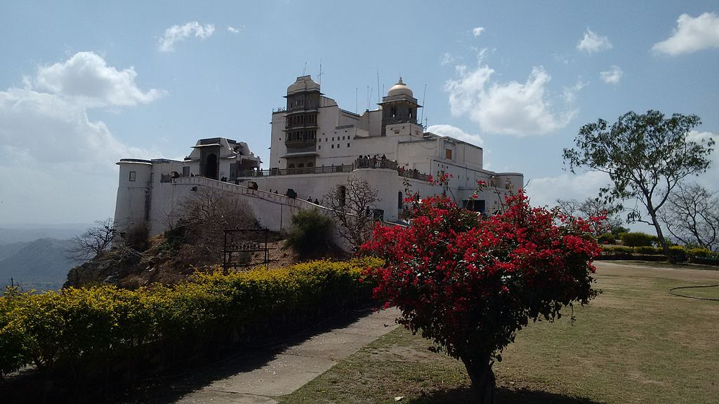 Things to do in Udaipur - Monsoon Palace