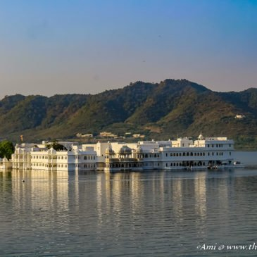 The charm of Udaipur