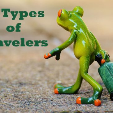 12 Types of Travelers