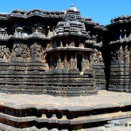 Hoysaleswara Temple, Halebid