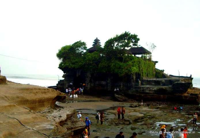 Tanah Lot in Bali