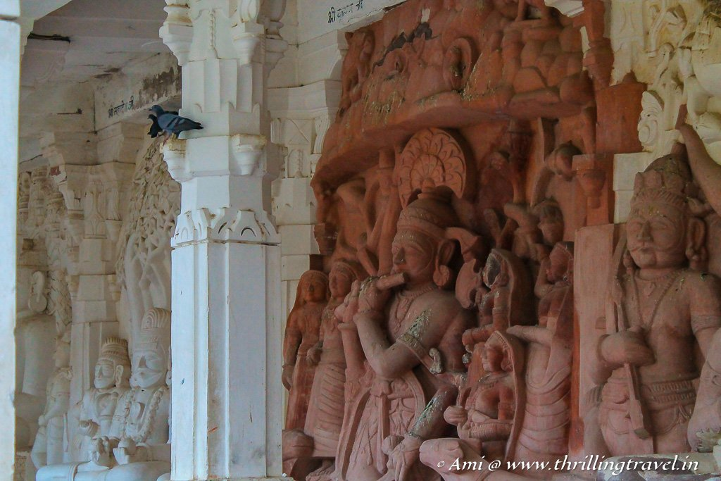 Hall of Deities at Mandore Gardens