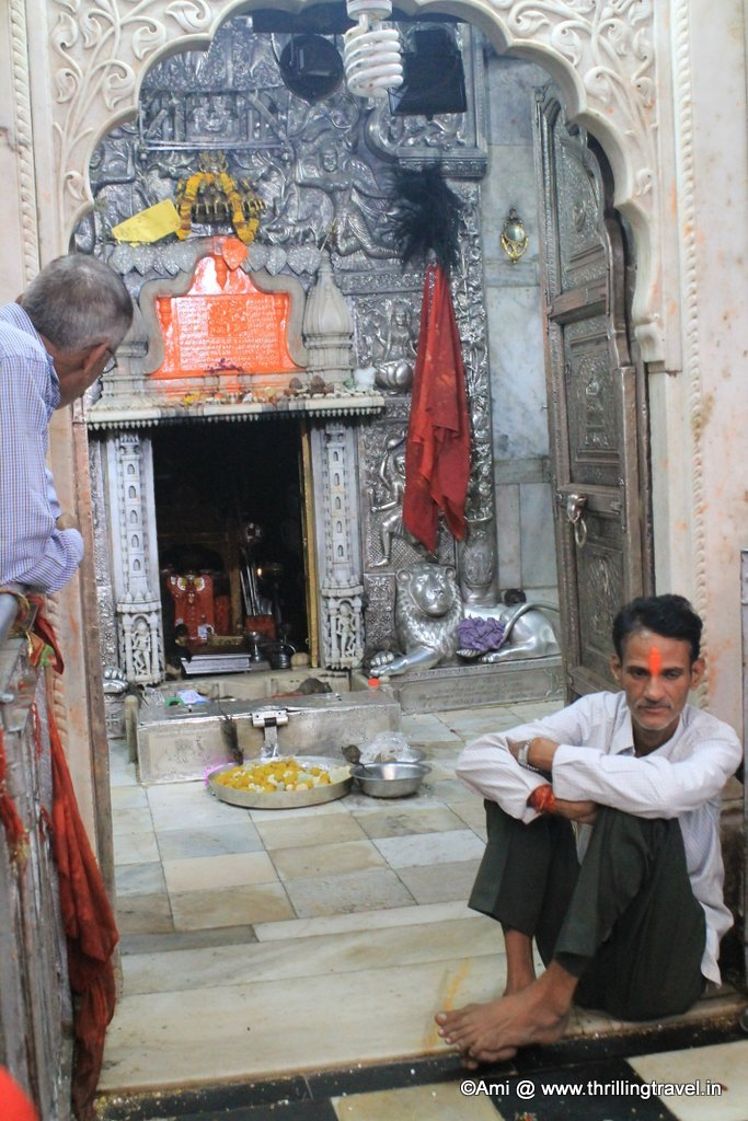 Shrine of Karni Mata Rat Temple