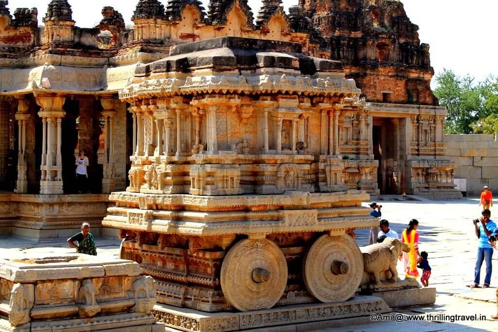 Travel to India - Hampi