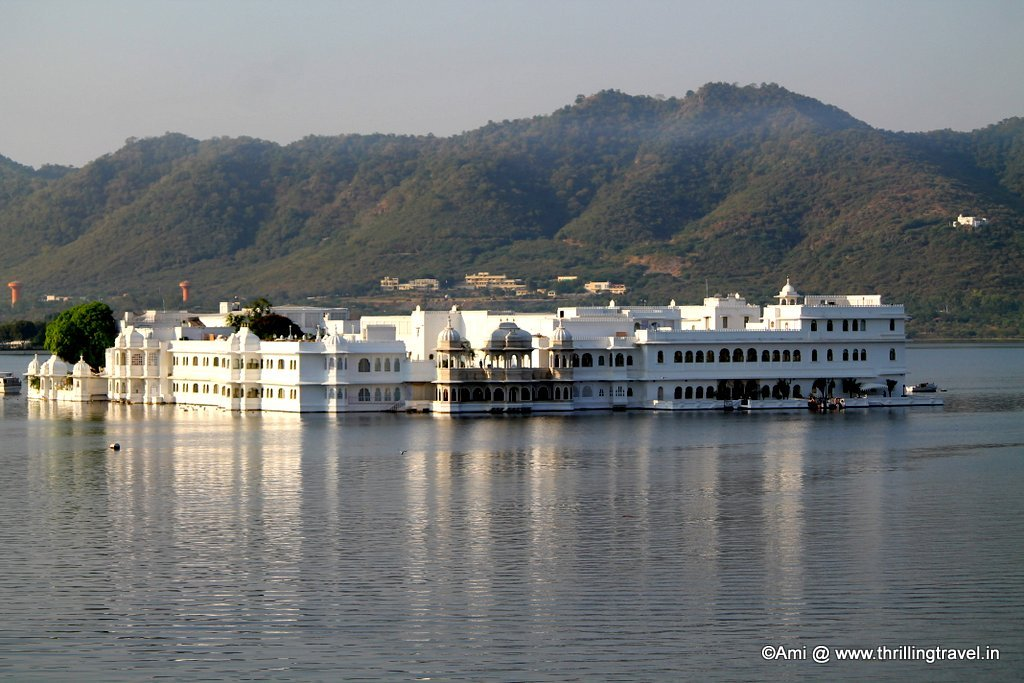 Lake Palace at Lake Pichola, Udaipur
