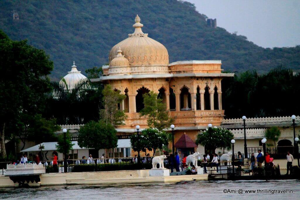 Jag Mandir, Lake Pichola, Udaipur