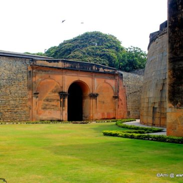 A UNESCO Heritage Walk along the Bangalore Fort
