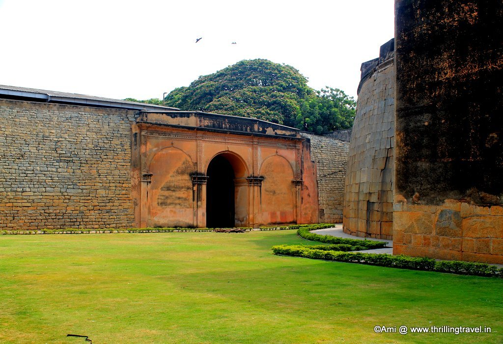 Bangalore Fort, Bengaluru