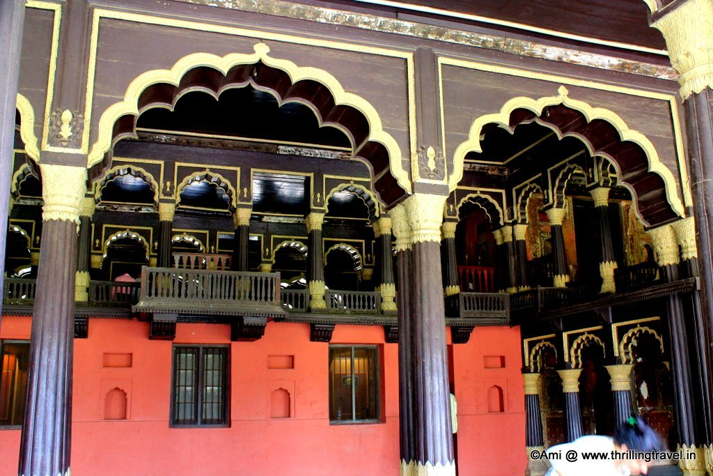 Summer Palace of Tipu Sultan, Bengaluru